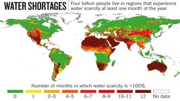 CME Impact Imminent, Water Scarcity Affects 4 Billion| S0 News Feb.14.2016