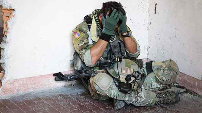 The Cost of War: Latest DoD Figures Show Suicide Kills Almost 5 Times as Many Troops as Combat