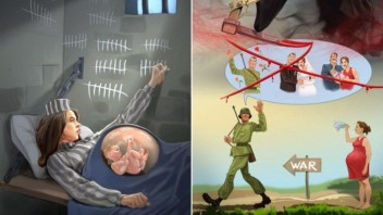 These 12 Satirical Cartoons Depict The Disturbing Reality Of Modern-Day Society