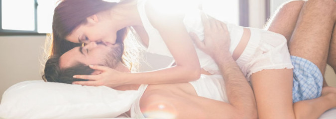 100 Percent Of Men Surveyed Said They Love THIS Type Of Sex Most