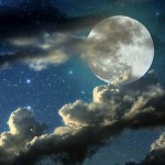 The Libra Full Moon & Partial Lunar Eclipse Invite You to React Less and Appreciate More