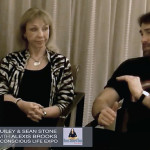 """CLN EXCLUSIVE: Rosemary Ellen Guiley & Sean Stone Discuss The """"Non-Human"""" Influence on Planet Earth"""