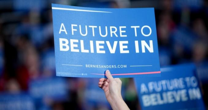 "Bernie Sanders' ""Future to Believe In"" is based, according to economists, on ""solid economic reasoning and evidence."" (Photo: Gage Skidmore/cc/flickr)"