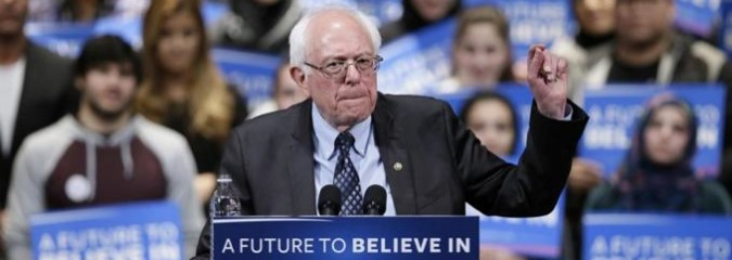 Sanders Takes Michigan, But Mainstream Media Keeps Discounting His Campaign