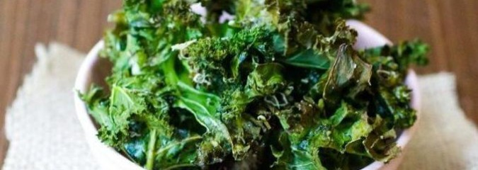 Quick & Easy Recipe For Nutrient Packed Organic Kale Chips