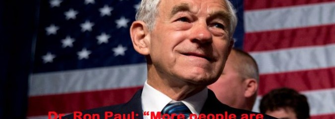 Ron Paul: 'US Elections Are Rigged & Voting is Used to Pacify the Public'