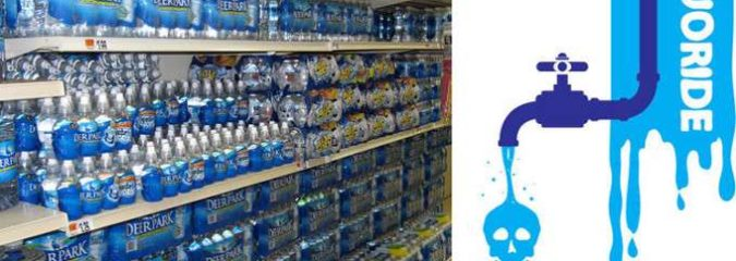 Even Bottled Waters Have Dangerous Flouride: Here Are the Ones to Avoid!