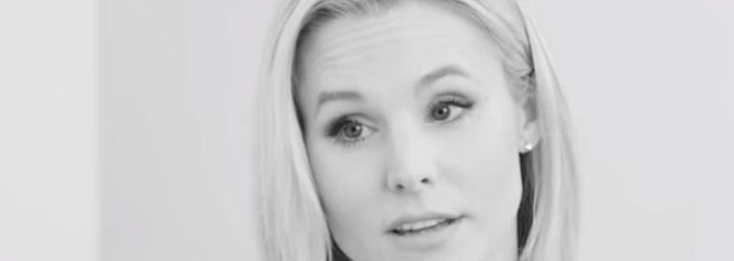 Kristen Bell Talks About Her Anxiety and Depression & Reminds Us There's No Shame In It (Video)