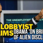 "Obama ""On the Brink"" of Alien and UFO Disclosure Says Lobbyist Stephen Basset"