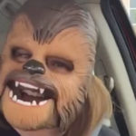 Watch This Incredibly Funny Viral Video: Laughing Chewbacca Mask Lady