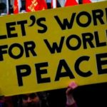 Report: Achieving Global Peace is Paramount (Spending Less on Wars and More on Peace Would Reap Huge Dividends)