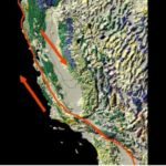 "Southern CA Time Bomb? Ground Surrounding the San Andreas Fault Is Both ""Rising and Sinking"""