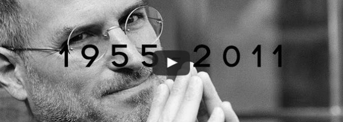 Love What You Do (Motivational Video with Steve Jobs)