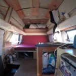 Watch This Woman Convert a Van Into a Comfy Solar-Powered Home in 4 Minutes (Video)
