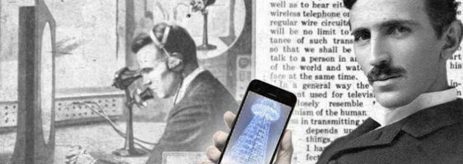 It's Nikola Tesla's Birthday — He Predicted and Helped to Develop the Smartphone and FaceTime