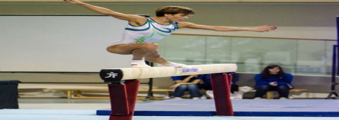 41-year-old Gymnast Oksana Chusovitina is Proof that Age is Just a Number