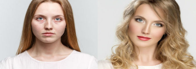 15 Before & After Pictures of Celebrities Exposes Societies' Impractical Standards of 'Beauty'