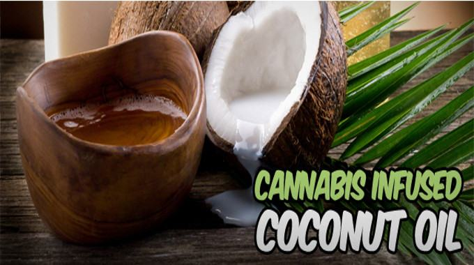 Easy Recipe: How to Prepare Marijuana and Coconut Oil to Cure Pain, Nausea, Seizures and More [video]