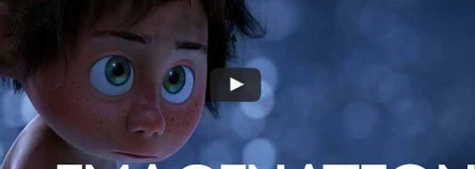 Morning Inspiration: You've Got To Use Your Imagination (Motivational Video)