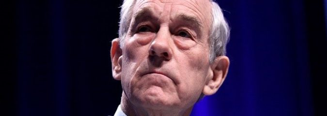 Ron Paul: Vote All You Want, the Secret Government (Deep State) Won't Change