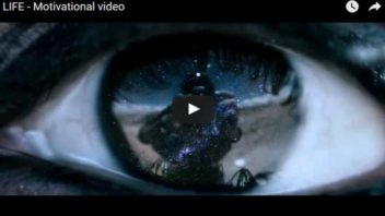 Morning Inspiration: You Are Part of The Universe (Motivational Video)