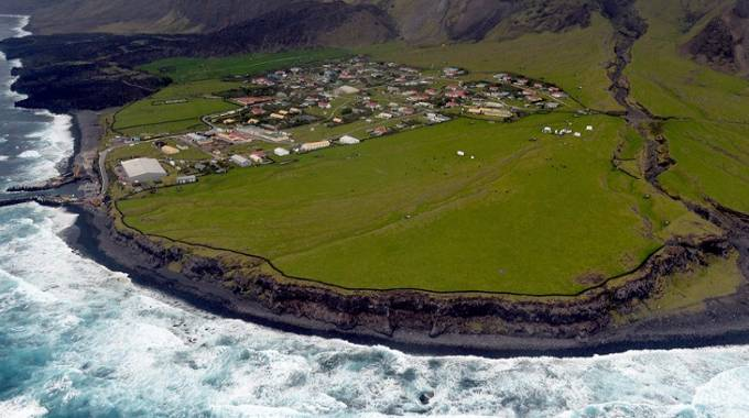 World's Most Remote Island Is About To Become Self-Sufficient