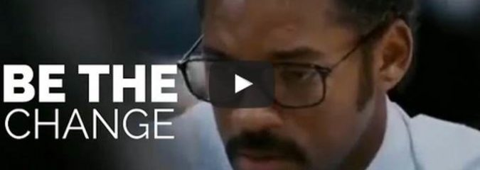 Morning Inspiration: Be The Change You Want To See (Motivational Video)