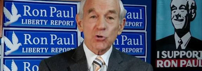 'Fake news comes from our own govt' – Ron Paul Fires Back On Propaganda Charges