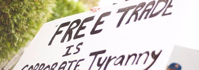 "Obama's ""Free"" Trade Deals Are Finished: TPP is Dead and TTIP Soon to Follow"