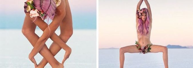 This Yogi Is Inspiring Victims Of Mental Illnesses With Her Mesmerizing Poses