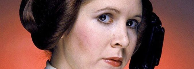 Remembering Carrie Fisher with Some of Her Most Memorable Moments & a Touching Tribute by Mark Hamill