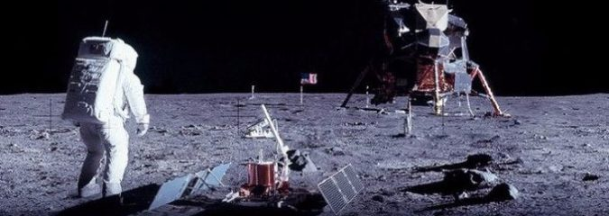 NASA Releases 10,000+ High-Res Photos to Prove Moon Landing Was Real