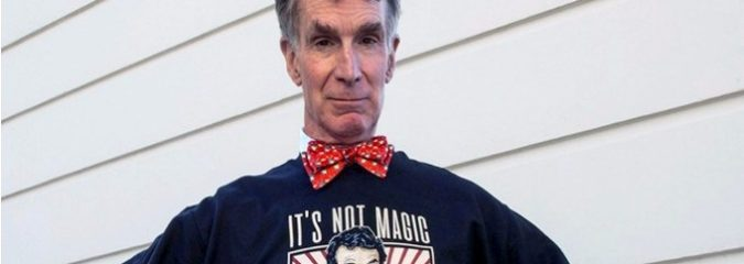 'The Science Guy' Returns to TV with Netflix's New 'Bill Nye Saves the World'