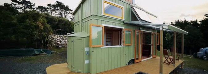Top 5 Tiny Homes of 2016 (from Bryce Langston of Living Big in a Tiny House)