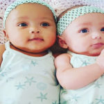 At a Time of Great Division in the US: Beautiful Bi-racial Twins Win Over the Internet