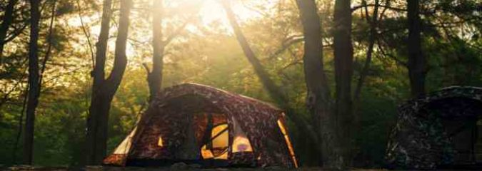 Health Benefits of Camping Now Include Major Sleep Improvements