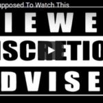 You Aren't Supposed To Watch This (Video)