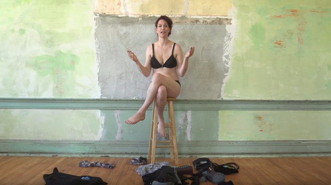 Two Must-See Amanda Palmer Videos —  Her Ted Talk Plus Video of Her Baring All