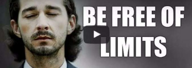 Morning Inspiration: How To Remove The Limits From Your Thinking (Motivational Video)