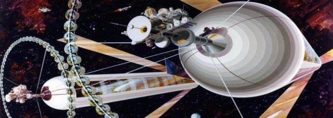 Thousands of People Could Live In Space Colonies Orbiting the Earth In 20 Years, Expert Claims