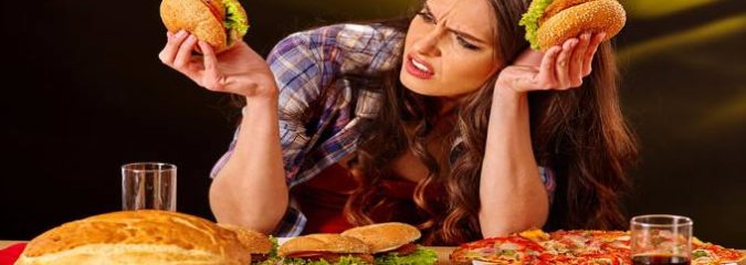 Study: Eating Junk Food Literally Shrinks Your Brain