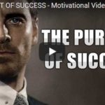 Morning Inspiration: How To Pursue Success (Motivational Video)
