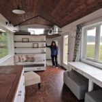 Alaska Mom Builds Stunning Tiny House and Is Offering the Building Plans for FREE