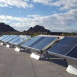 Ingenious Solar Panel Creates Energy Plus 2-5 Liters of Clean Water (from Air) Every Day
