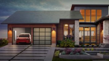 Tesla's Solar Roof Costs Less Than Replacing A Regular Roof