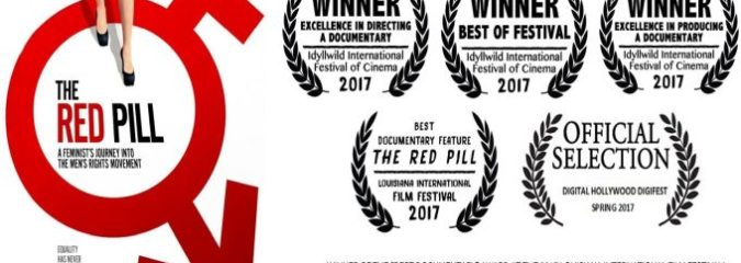 Netflix Bans 'The Red Pill' Documentary Because It Contains Too Much TRUTH