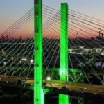 Major Monuments Go Green in Support of Paris Accord After Trump Pulls Out