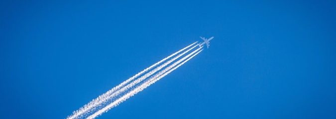 Fact Or Fiction: Chemtrails Are Sprayed From Airplanes