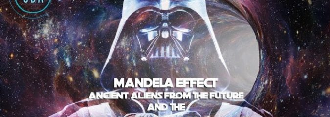 Watch: Corey Goode on the Mandela Effect, Merging Timelines and Ancient Aliens