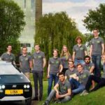 Dutch Students Design Biodegradable Electric Car